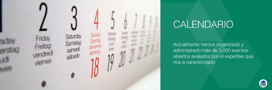 Impacto Training Calendario.Capacitacion Sin Limites Global Training Center